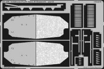 Schürzen Pz.IV Ausf.H Zimmerit - Tamiya