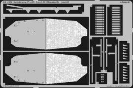 Schürzen Pz.IV Ausf.H Zimmerit - 1/35 - Tamiya