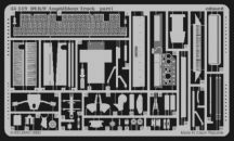 DUKW Amphibious Truck - 1/35 - Italeri