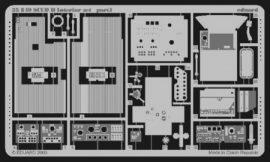 SCUD B interior - 1/35 - Dragon