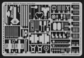 M-3A1 Stuart interior - Academy