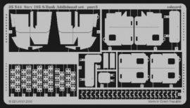 Strv.103 S-Tank additional set - 1/35 - Trumpeter