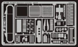 M-1025 exterior - 1/35 - Academy