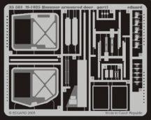 M-1025 armoured door - Academy