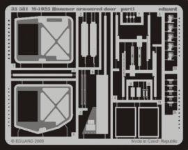 M-1025 armoured door - 1/35 - Academy