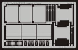 M-1A1 I.F.F./C.I.F. i.d. panels (Iraq)  - 1/35