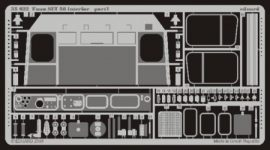 Faun SLT 56 UN window mesh - 1/35 - Trumpeter