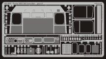 Faun SLT 56 interior - Trumpeter