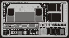 Faun SLT 56 interior - 1/35 - Trumpeter
