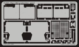 Tiger I Mid. Production - 1/35 - Tamiya