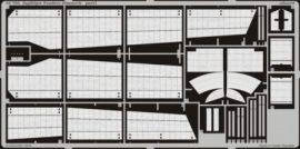 Zimmerit Jagdtiger fender - 1/35 - Dragon