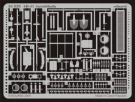 AB-41 Autoblinda - 1/35 - Italeri