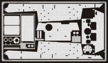 Zimmerit Jagdtiger Henschel  - 1/35 - Dragon