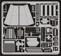 M-2 Half Track engine - Dragon
