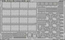 Merkava Mk.IV armour shields - Academy