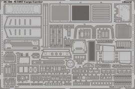 M-1097 Cargo Carrier - 1/35 - Italeri
