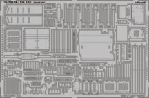 M-1151 EAC interior - 1/35 - Academy