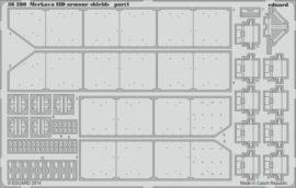 Merkava IID armour shields - 1/35 -  Academy