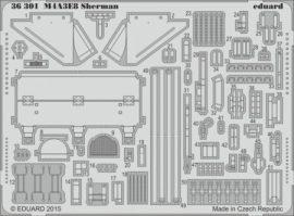 M4A3E8 Sherman - 1/35 - Tamiya