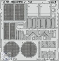 Jagdpanther G1 1/35 - Meng