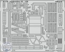 Jagdpanther G2 1/35 - Takom