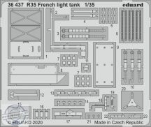 R35 French light tank - 1/35 - Tamiya