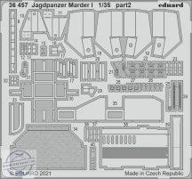 Jagdpanzer Marder I - 1/35 - Tamiya