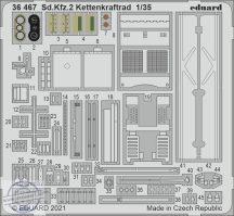 Sd.Kfz.2 Kettenkraftrad - 1/35 - Tamiya