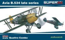 Avia B.534 late series  Quattro Combo