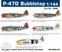 P-47D Bubbletop - 1/144