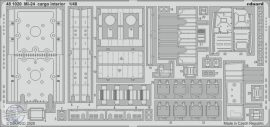 Mi-24 cargo interior  - 1/48 - Zvezda