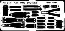 II Seatbelts RAF WWII