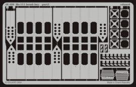 He 111 bomb bay-Revell/Monogram