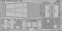 B-24D rear interior.-Revell/Monogram