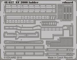 EF-2000 ladder-Italeri/Revell
