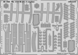 Me 410B-2/U-4 engine - 1/48 - Meng