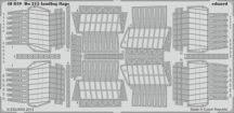 Do 215 landing flaps - 1/48 - ICM