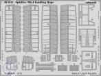 Spitfire Mk.I landing flaps - 1/48 - Airfix