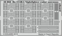Do 215B-5 Nightfighter radar antennas -ICM