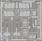 Bf 109G-2 upgrade set- Eduard