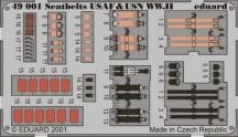 Seatbelts USAF & USN WWII