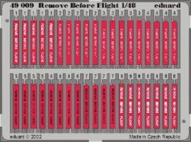 Remove Before Flight - 1/48