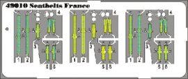 Seatbelts France WWII -1/48