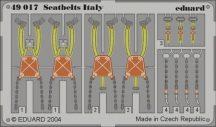 Seatbelts Italy