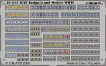 RAF Insignia and Medals WWII - 1/48