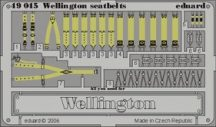 Wellington seatbelts- Wellington