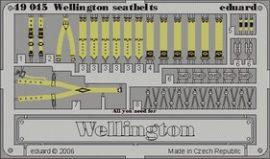 Wellington seatbelts- Wellington - 1/48