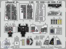 F-4C interior - 1/48 - Academy
