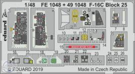 F-16C Block 25  - 1/48 - Tamiya