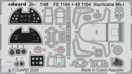 Hurricane Mk.I - 1/48 - Airfix (2 fotomaratott lap)